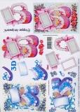 3D-Bogen Baby-Schuhe von LeSuh (4169176)