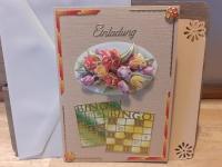 3D-Karte - Einladung Bingo - Nr.41