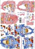 3D-Bogen Igel-Baby von LeSuh (4169164)
