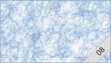 1x Angel Wire (Spinnengewebe) hellblau von LeSuh