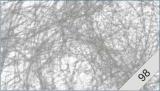 10x Angel Wire (Spinnengewebe) silber von LeSuh