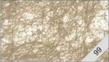 1x Angel Wire (Spinnengewebe) gold von LeSuh