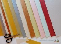 Bastelpapier-Set Wellen von LeSuh