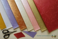 Mini-Bastelpapier-Set Herzen von LeSuh