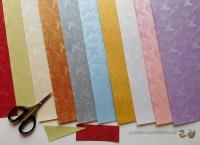 Mini-Bastelpapier-Set Vögel von LeSuh