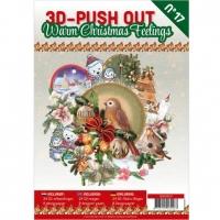 Stanzbogen-Buch Nr.17 - Warm Christmas Feelings / Weihnachten