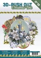 Stanzbogen-Buch Nr.10 - Christmas Time / Weihnachten