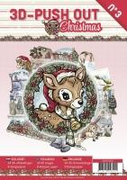 Stanzbogen-Buch Nr.3 - Christmas / Weihnachtskollektion