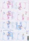 3D-Bogen Babys von LeSuh (4169447)