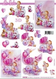 3D-Bogen Babys von LeSuh (4169722)