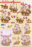 3D-Bogen Babys von LeSuh (4169973)