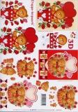 3D-Bogen Valentine von LeSuh (4169131)