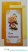3D-Karte zum Geburtstag - Nr.4 (mit Wunschzahl)