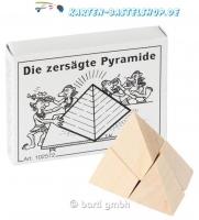 Mini-Knobelspiel - Die zersägte Pyramide