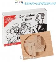 Mini-Knobelspiel - Der kleine T-Tisch