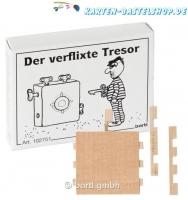 Mini-Knobelspiel - Der verflixte Tresor