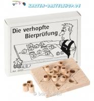 Mini-Knobelspiel - Die verhopfte Bierprüfung