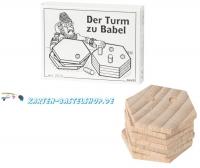 Mini-Knobelspiel - Der Turm zu Babel