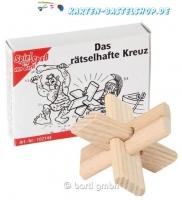 Mini-Knobelspiel - Das rätselhafte Kreuz