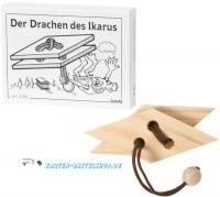 Mini-Knobelspiel - Der Drachen des Ikarus