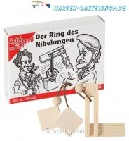 Mini-Knobelspiel - Der Ring des Nibelungen