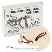 Mini-Knobelspiel - Das Amulett des Sultans