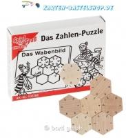 Mini-Knobelspiel - Das Zahlen-Puzzle
