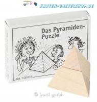 Mini-Knobelspiel - Das Pyramiden-Puzzle