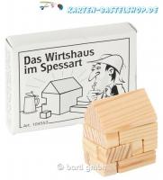 Mini-Knobelspiel - Das Wirtshaus im Spessart