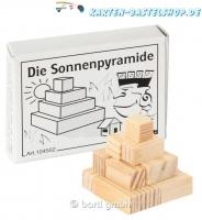 Mini-Knobelspiel - Die Sonnenpyramide