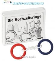 Mini-Knobelspiel - Die Hochzeitsringe
