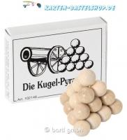 Mini-Knobelspiel - Die Kugel-Pyramide