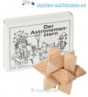 Mini-Knobelspiel - Der Astronomenstern