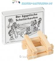 Mini-Knobelspiel - Der ägyptische Scheiterhaufen