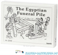 Mini-Knobelspiel (englisch) - The Egyptian Funeral Pile