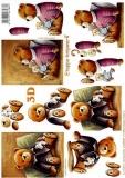 3D-Bogen Bären von LeSuh (4169637)
