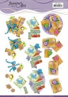 3D-Bogen - Geschenke - Jeanines Art