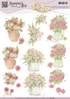 3D-Bogen - Blumen - Jeanines Art