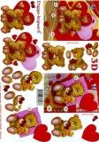 3D-Bogen Valentine von LeSuh (4169658)