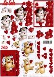 3D-Bogen Valentine von LeSuh (4169805)