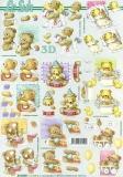 3D-Bogen Bärchen klein von LeSuh (4169881)