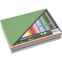 Creativ-Karton Colortime - Set 5 (A6)