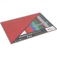 Creatic-Karton Colortime - Set 4 (Weihnachten)