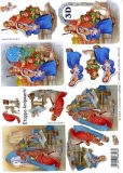3D-Bogen Krippe von LeSuh (4169566)