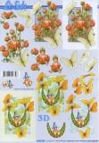 3D-Bogen Blumenkinder von LeSuh (4169751)
