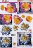 3D-Bogen Rosen von LeSuh (4169893)