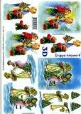3D-Bogen Engel von LeSuh (4169394)
