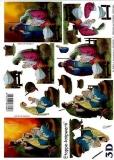 3D-Bogen Krippe von LeSuh (4169555)