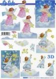 3D-Bogen Engel von LeSuh (4169919)