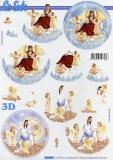 3D-Bogen Engel von LeSuh (4169851)